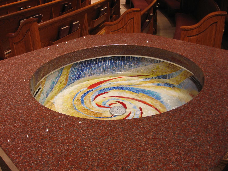 baptismal-font-bowl-detail-church-of-the-holy-spirit-cortland-manor-ny