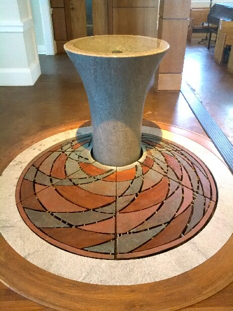 baptismal-font-st-bonaventure-plymouth-ma-by-water-structures