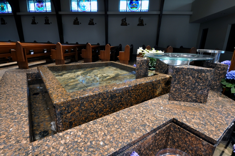 baptismal-font-our-lady-of-perpetual-help-new-albany-in-2-by-water-structures