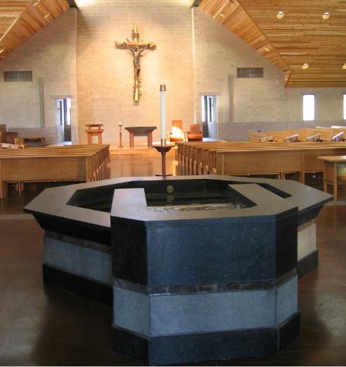baptismal-font-st-thomas-aquinas-logan-ut-by-water-structures-2